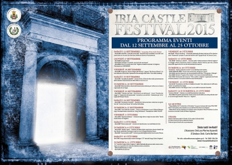 Iria Castle Festival Voghera